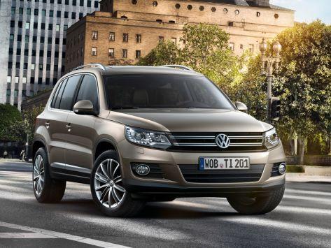 Volkswagen Tiguan (NF) 07.2011 - 06.2017