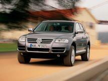 Volkswagen Touareg 1 поколение, 09.2002 - 12.2006, Джип/SUV 5 дв.