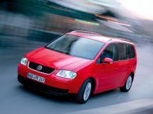 Volkswagen Touran 2003, минивэн, 1 поколение, 1T