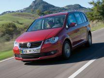 Volkswagen Touran рестайлинг 2006, минивэн, 1 поколение, 1T