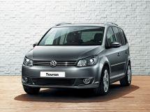 Volkswagen Touran 2-й рестайлинг, 1 поколение, 05.2010 - 10.2015, Минивэн