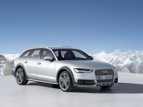 Audi A6 allroad quattro 2014 - 2019