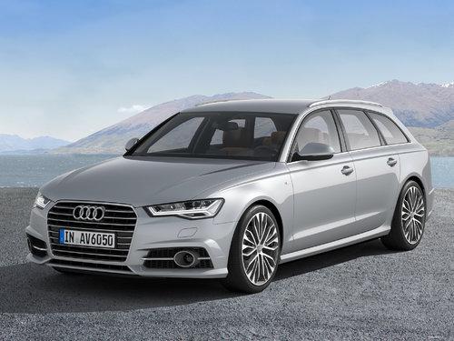 Audi A6 2014 - 2018