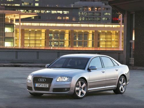 Audi A8 2005 - 2007