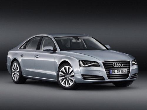 Audi A8 2009 - 2013