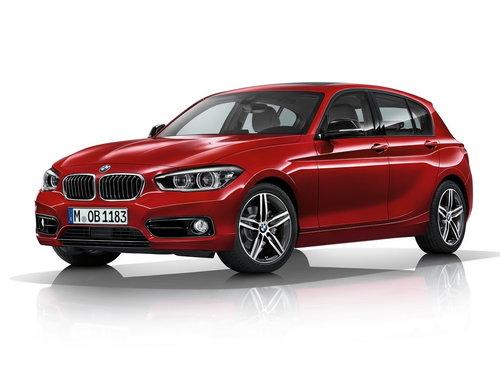 BMW 1-Series 2015 - 2017