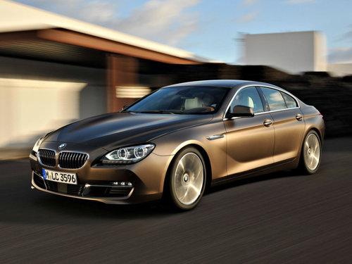 BMW 6-Series 2012 - 2015