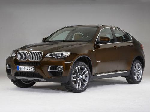 BMW X6 2012 - 2014