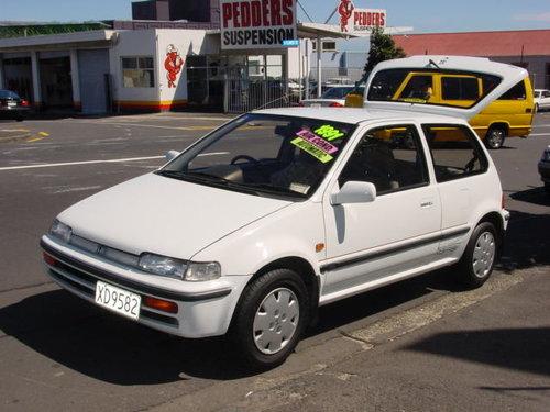 Honda City 1988 - 1994
