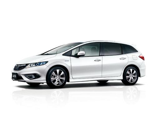 Honda Jade 2015 - 2018