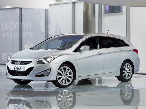 Hyundai i40 2011 - 2015