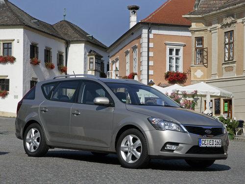 Kia Ceed 2010 - 2012