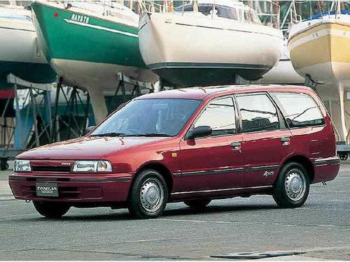Mazda Familia 1994 - 1996
