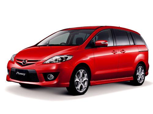 Mazda Premacy 2007 - 2010