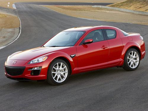 Mazda RX-8 2008 - 2012
