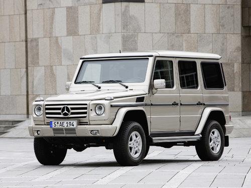 Mercedes-Benz G-Class 2008 - 2012