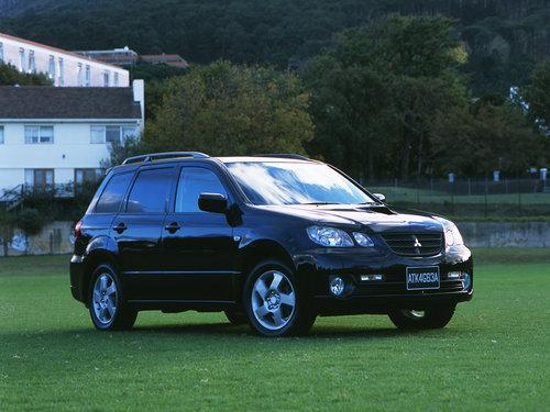 Mitsubishi Airtrek 2002 - 2005