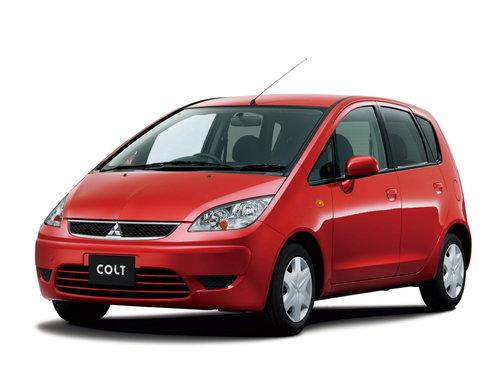 Mitsubishi Colt 2008 - 2012
