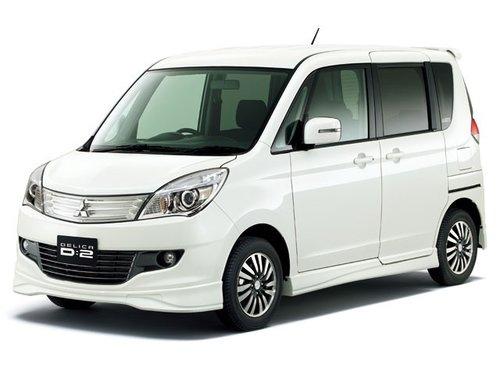 Mitsubishi Delica D:2 2011 - 2015