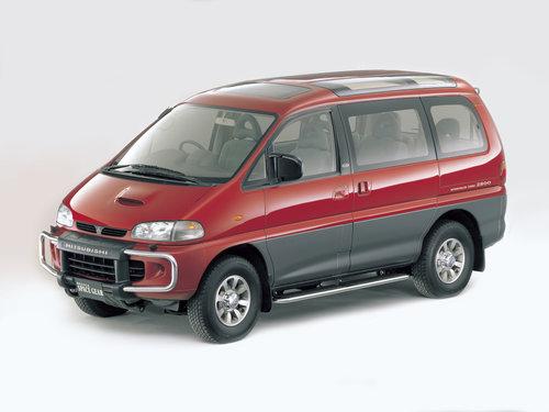 Mitsubishi Delica 1994 - 1997
