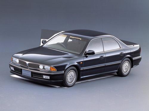Mitsubishi Diamante 1990 - 1992
