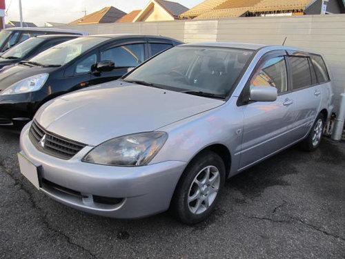 Mitsubishi Lancer 2003 - 2004