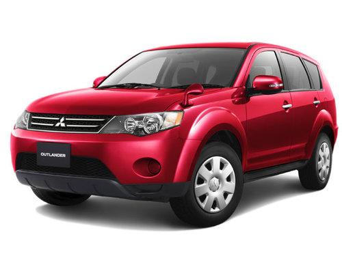 Mitsubishi Outlander 2010 - 2012