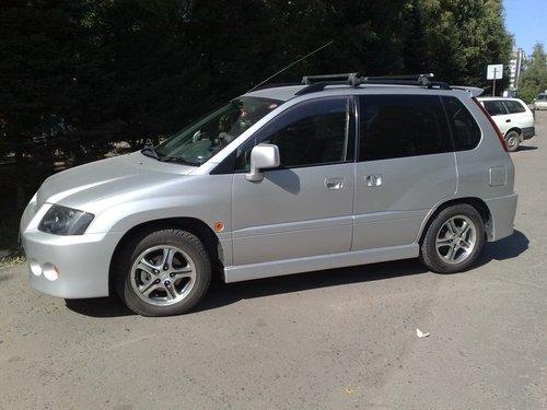Mitsubishi RVR 1999 - 2002