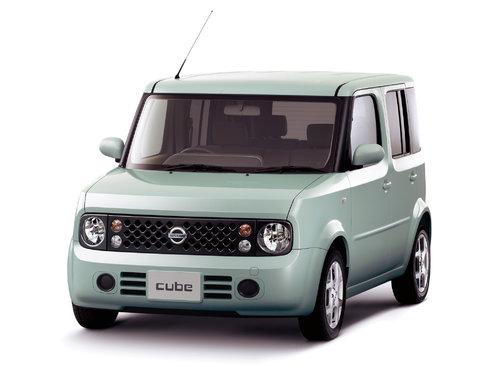 Nissan Cube 2005 - 2006