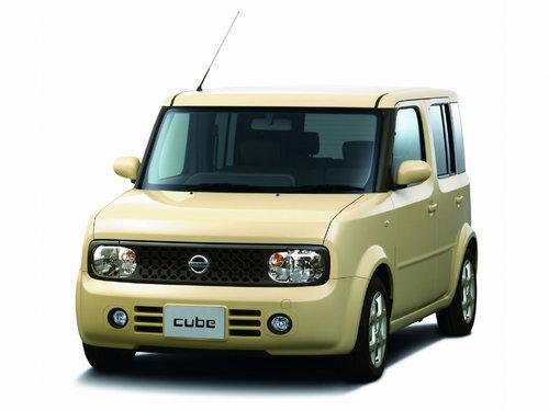 Nissan Cube 2007 - 2008