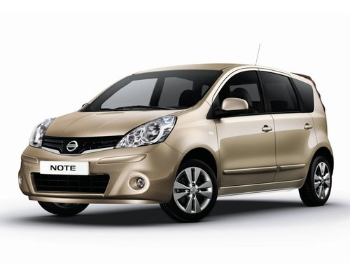 Nissan Note 2008 - 2013
