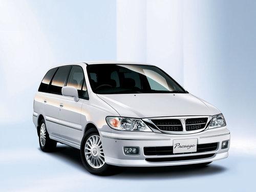 Nissan Presage 2001 - 2003