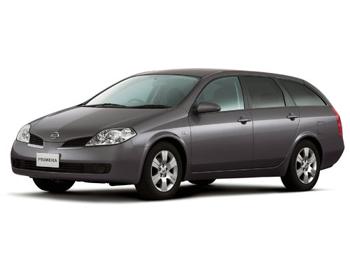Nissan Primera 2003 - 2005