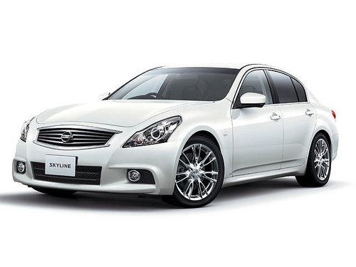 Nissan Skyline 2010 - 2014