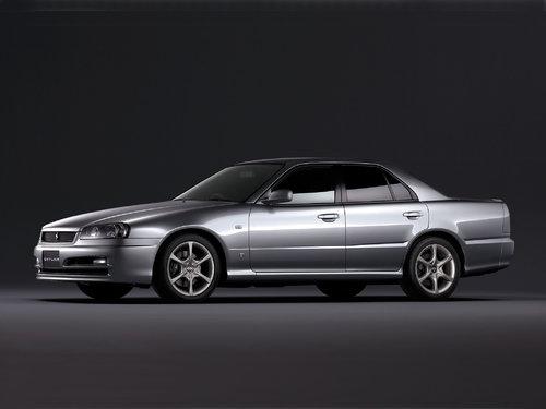 Nissan Skyline 2000 - 2001