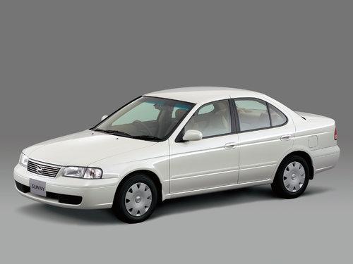 Nissan Sunny 2002 - 2004