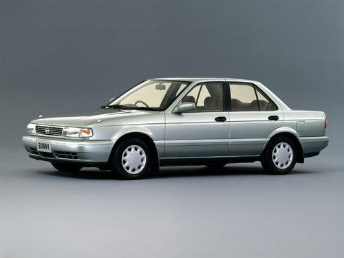 Nissan Sunny 1992 - 1993