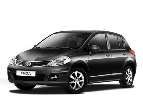 Nissan Tiida 2010 - 2014