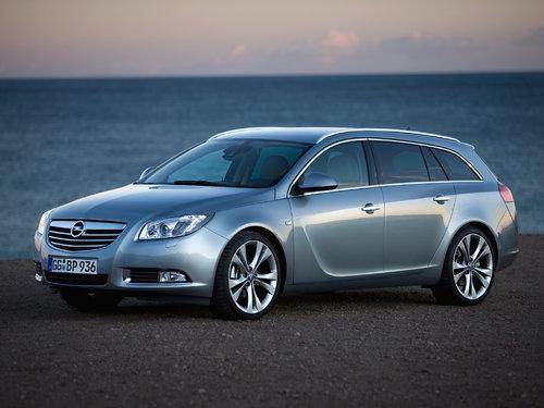 Opel Insignia 2008 - 2013