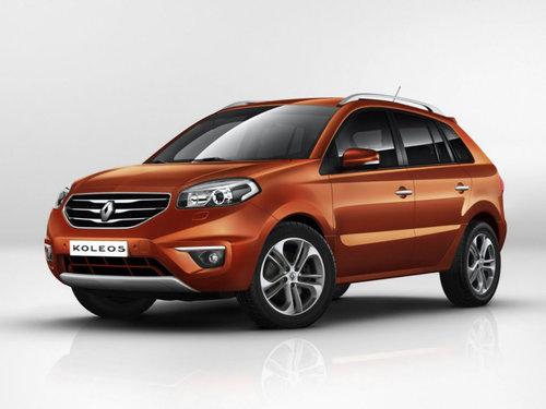 Renault Koleos 2011 - 2013