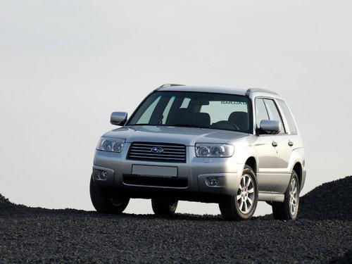 Subaru Forester 2005 - 2008