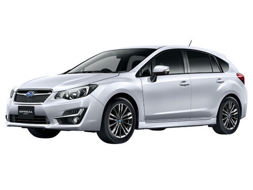 Subaru Impreza 2014 - 2016
