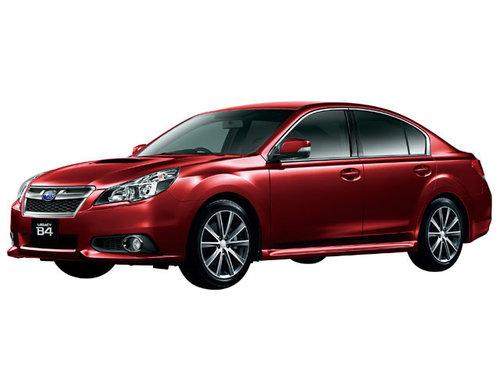 Subaru Legacy B4 2012 - 2014