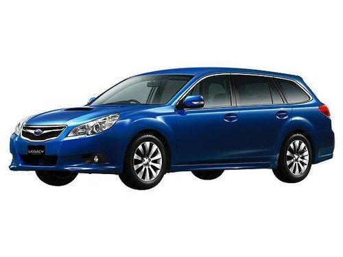 Subaru Legacy 2009 - 2012