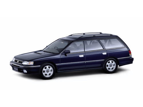 Subaru Legacy 1989 - 1991