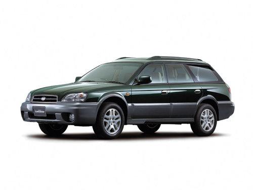 Subaru Legacy Lancaster 2001 - 2003