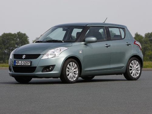 Suzuki Swift 2010 - 2013