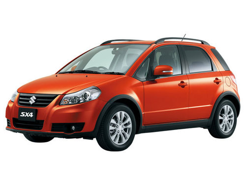 Suzuki SX4 2012 - 2014