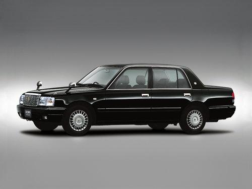 Toyota Crown 1995 - 2017