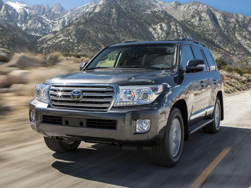 Toyota Land Cruiser 2012 - 2015